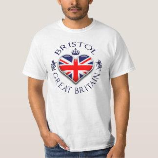Amo Bristol Camiseta