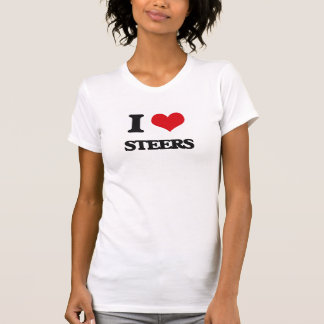 Amo bueyes camisetas