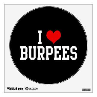 Amo Burpees, aptitud