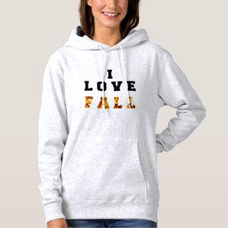 ¡Amo caída! Sudadera