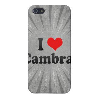 Amo Cambrai Francia iPhone 5 Fundas