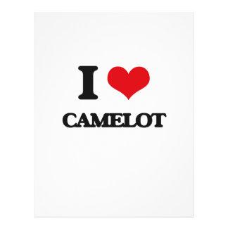 Amo Camelot Folleto 21,6 X 28 Cm