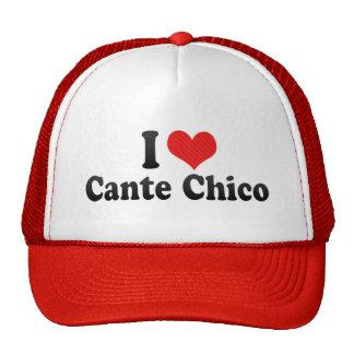 Amo Cante Chico Gorro