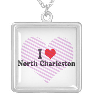 Amo Charleston del norte, Estados Unidos Colgantes Personalizados