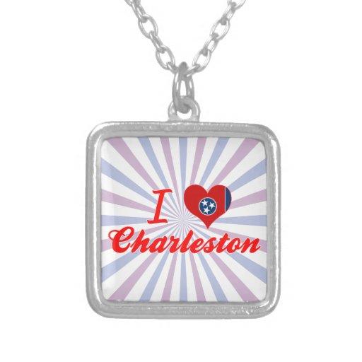 Amo Charleston, Tennessee Joyeria Personalizada
