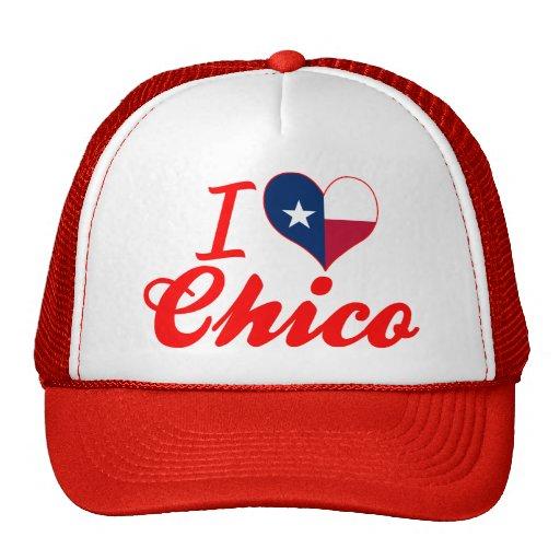 Amo Chico, Tejas Gorra
