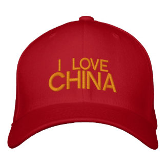 AMO CHINA - CASQUILLO ADAPTABLE por eZaZZleMan.com Gorro Bordado