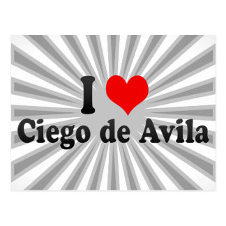 Amo Ciego de Ávila, Cuba Postal
