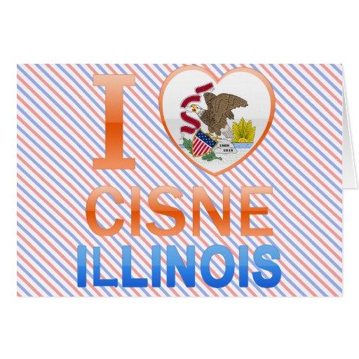 Amo Cisne, IL Felicitacion
