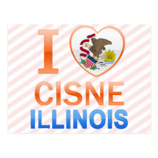 Amo Cisne, IL Postales
