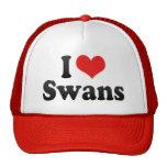 Amo cisnes gorra