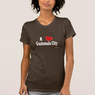 Amo ciudad de Guatemala Camisas