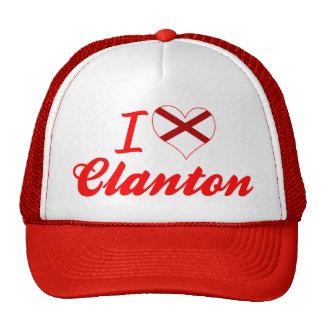 Amo Clanton, Alabama Gorro