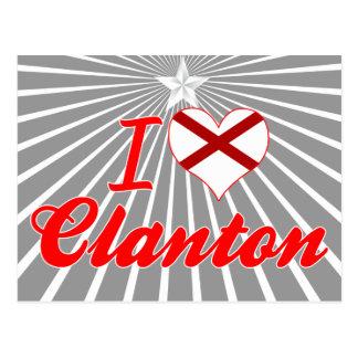Amo Clanton, Alabama Postal