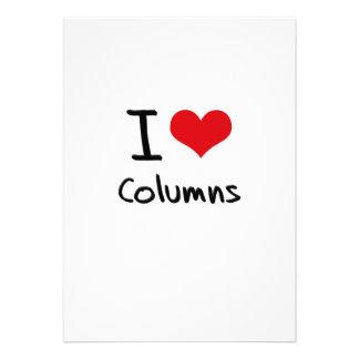 Amo columnas comunicado personal