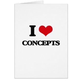 Amo conceptos