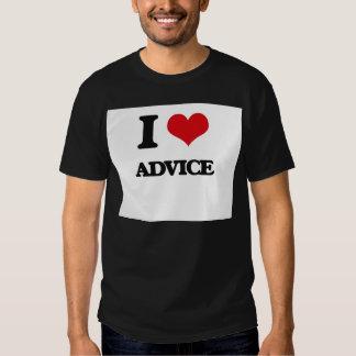 Amo consejo camisas