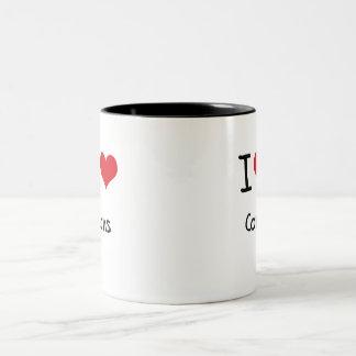 Amo contra tazas