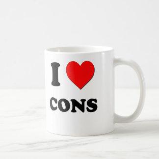 Amo contra taza