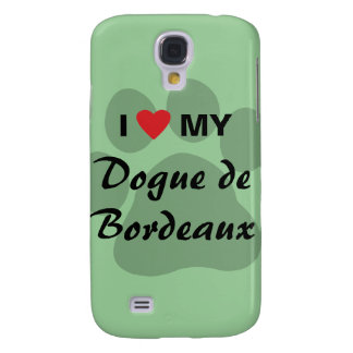 Amo corazón a mi Dogue de Bordeaux