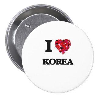 Amo Corea Chapa Redonda 7 Cm