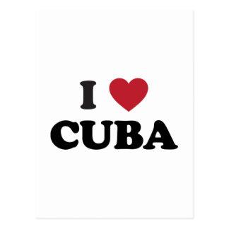 Amo Cuba Postal