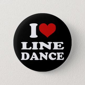 Amo cuerpo de baile chapa redonda de 5 cm
