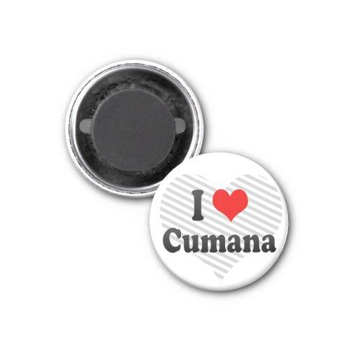 Amo Cumana, Venezuela Iman Para Frigorífico