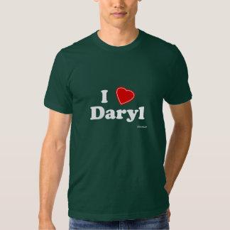 Amo Daryl Camisetas
