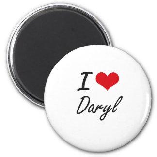 Amo Daryl Imán Redondo 5 Cm