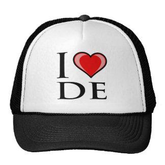 Amo DE - Delaware Gorros