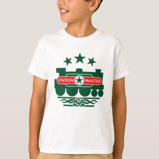 Amo de estación camiseta