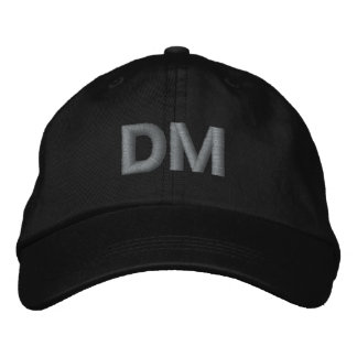 Amo de la mazmorra gorra bordada