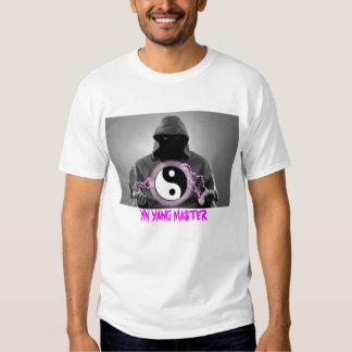 Amo de Yin Yang Camisas