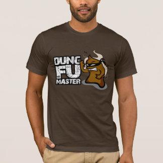 Amo del Estiércol-Fu Camiseta