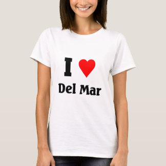 Amo Del Mar Camiseta