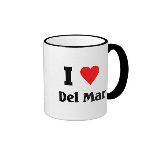 Amo Del Mar Taza De Café