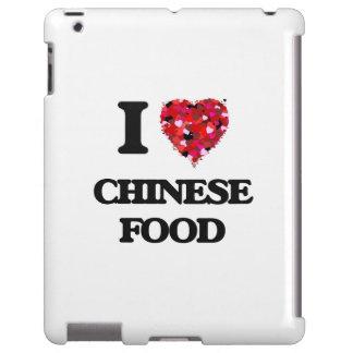 Amo diseño chino de la comida de la comida