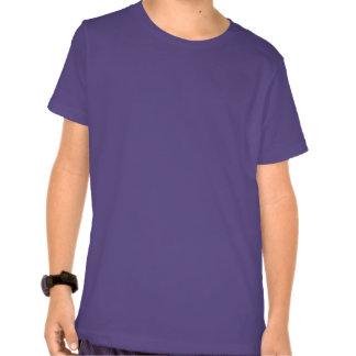 Amo diseño mexicano de los mantones camisetas