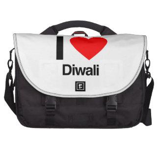 amo diwali bolsas de portátil