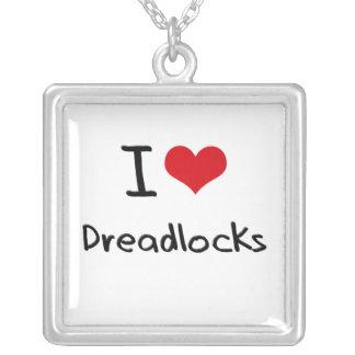 Amo Dreadlocks Colgantes