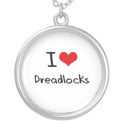 Amo Dreadlocks Joyeria Personalizada