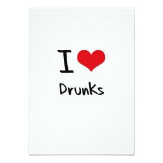 Amo Drunks Comunicados Personalizados