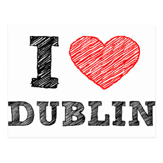 Amo Dublín Postal