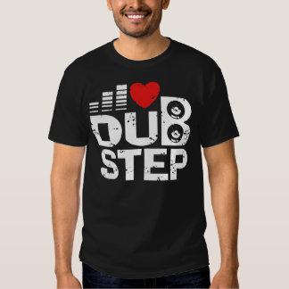 Amo Dubstep Camisas