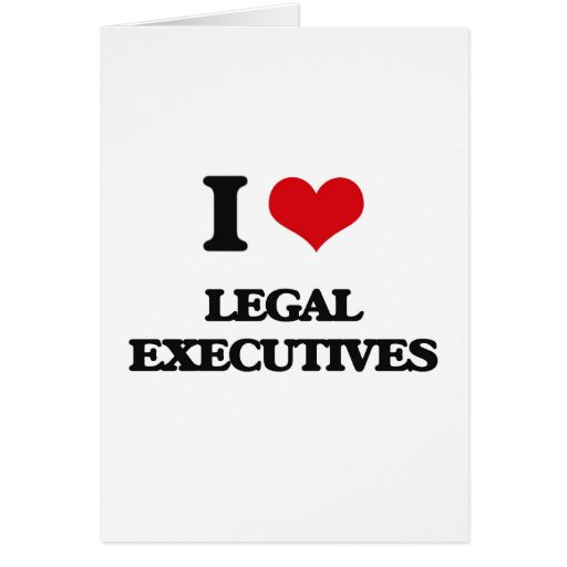 Amo ejecutivos legales felicitaciones