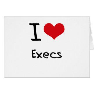 Amo ejecutivos felicitaciones