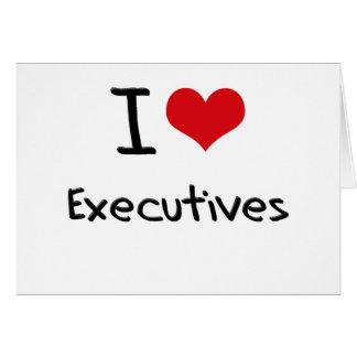 Amo ejecutivos felicitacion