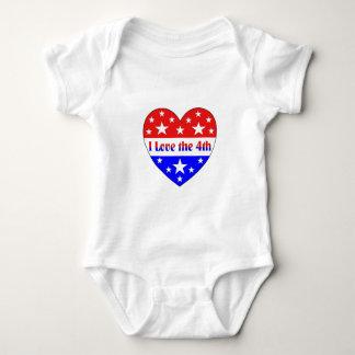 Amo el 4to body para bebé