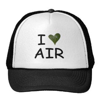 Amo el aire gorro